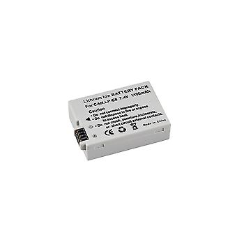 BRESSER lithium-ion replacement battery for Canon LP-E8