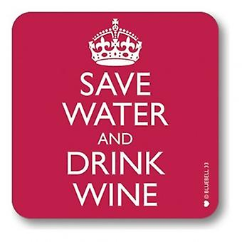 Bluebell Saver Water and Drink Wine Coaster