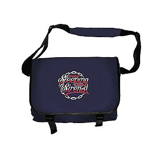 Sleeping With Sirens Madness new Official Black Messenger Bag