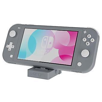 Soporte de carga Lite del interruptor Nintendo - gris