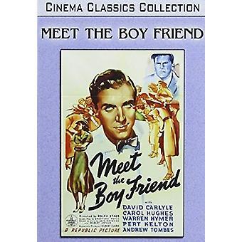 Ontmoet de jongen vriend [DVD] USA import
