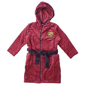 Barcelona kids dressing gown / Childrens bathrobe