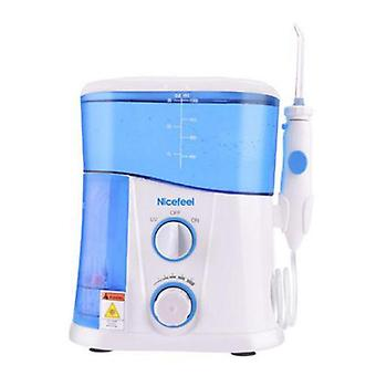 UV Water Jet Dental Teeth Flosser - Electric Sterilizer Oral Irrigator