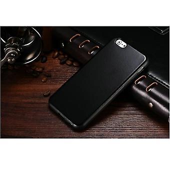 Iphone 6 / 6S 4.7 crazy horse TPU case cover black