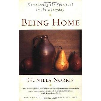 Being Home - Discovering the Spiritual in the Everyday by Gunilla Brod