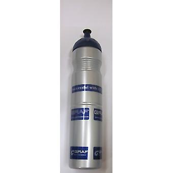 Count 0.7 litres of high quality Cap water bottle