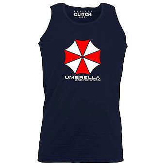 Men's umbrella corporation vest