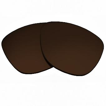 SeekOptics Replacement Lenses for Oakley Frogskins Polarized Brown