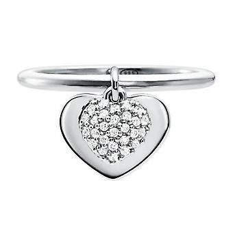 Michael Kors RING MKC1121AN040 - KORS LOVE Silver Women