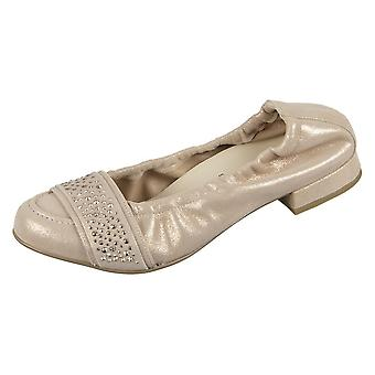 Hassia Bologna Rose Lame 53009574700 universal all year women shoes
