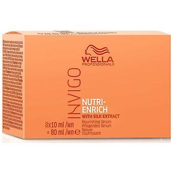 Wella Professionals Invigo Nutri Enrich Repair Serum 8 x 10 ml