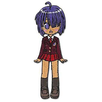 Patch - Negima - New Chibi Nodoka Iron-On Anime Licensed ge7180