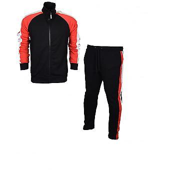 Karne uszkodzenia fabryczne dres Black/multi