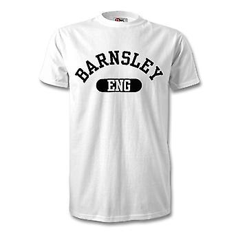 Англии города Barnsley футболка