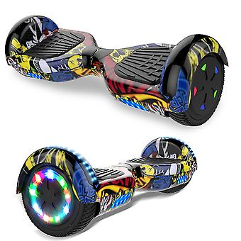 Right Choice Hoverboard Self Balanced Electric Scooter - construit en haut-parleurs Bluetooth - LED Wheel-Hip