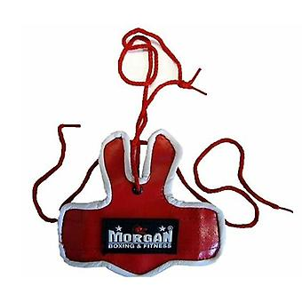 Morgan Rear View Espejo Tkd Chest Guard