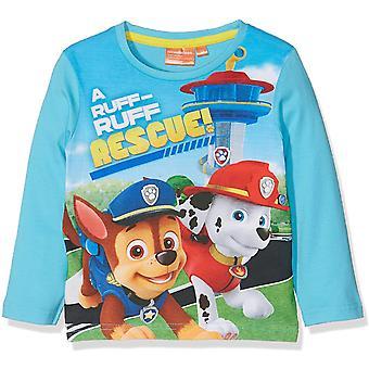 Pojkar Paw Patrol T-Shirt Långärmad