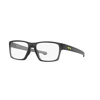 Oakley Litebeam OX8140 02 Satin Grey Smoke Glasses