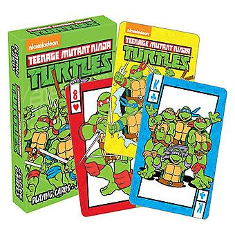 TMNT Retro Playing Cards