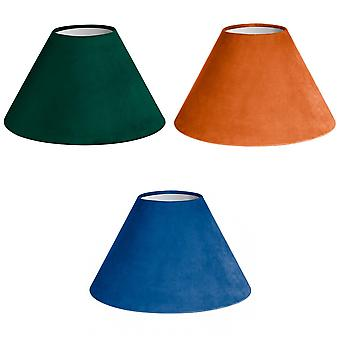 Hill Interiors Velvet Lampshade