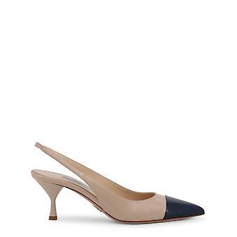 Prada Original Women Spring/Summer Pumps & Heels - Brown Color 34466
