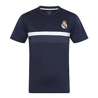 Camiseta oficial del real madrid FC oficial del fútbol boys Poly Training Kit