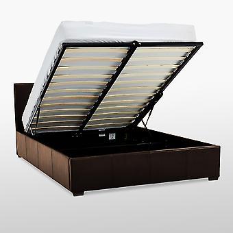 Waverley Storage Bed - Faux Cuir