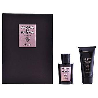 Ensemble de parfums Pour hommes Etapos;s Colonia Ambra Acqua Di Parma (2 pcs)