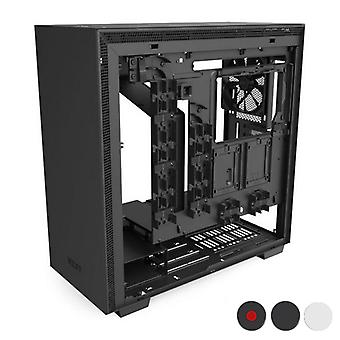 Micro ATX / Mini ITX / ATX Midtower Case NZXT H710/White