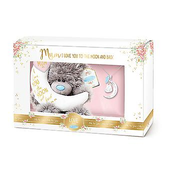 """Me to you Mothers dag 5 """"mum maan & ketting giftset"""