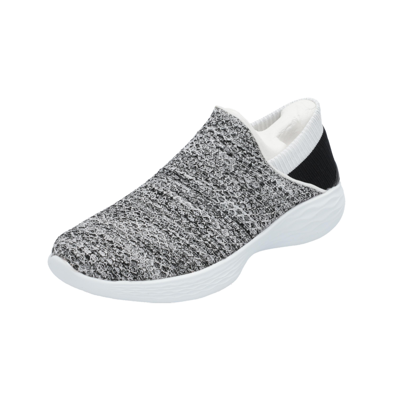 Skechers YOU Damen Sportschuhe Weiß Sneaker Turn Schuhe 1TpLa