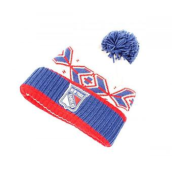 CCM Beanie NHL New York Rangers