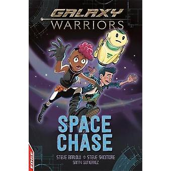 EDGE - Galaxy Warriors - Space Chase di Steve Barlow - 9781445158921 Bo