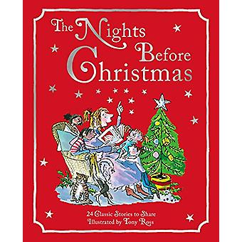 The Nights Before Christmas by Tony Ross - 9781783447725 Book
