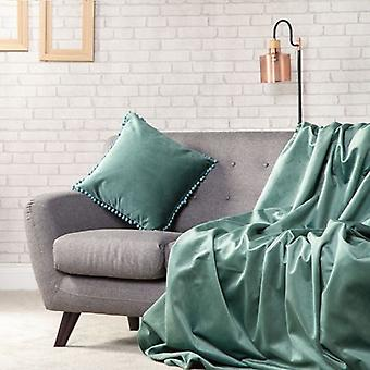 Cambio divani 135cm x 200cm Aqua Velvet Soft Touch Throw