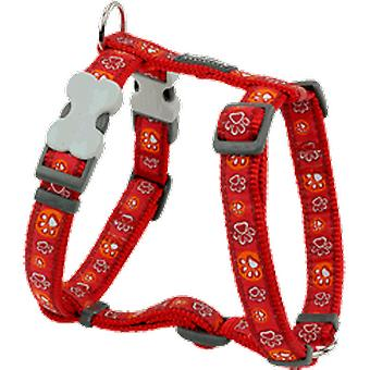 Red Dingo Petral Rd Style 2 (Dogs , Collars, Leads and Harnesses , Harnesses)