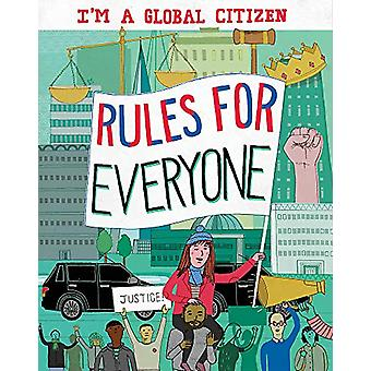 I'm a Global Citizen - Rules for Everyone by Georgia Amson-Bradshaw -