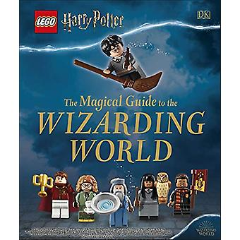 LEGO Harry Potter The Magical Guide to the Wizarding World by DK - 97