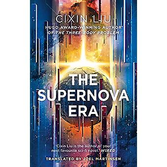 The Supernova Era by Cixin Liu - 9781788542388 Book