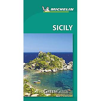 Sicily - Michelin Green Guide - The Green Guide - 9782067243101 Book