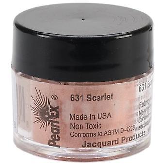 Jacquard Pearl Ex Powdered Pigment 3g-Scarlet