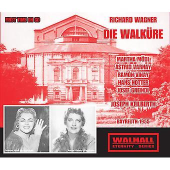 Wagner / Varnay / Bayreuth Festival Orchestra / Ke - Die Walkure [CD] USA import