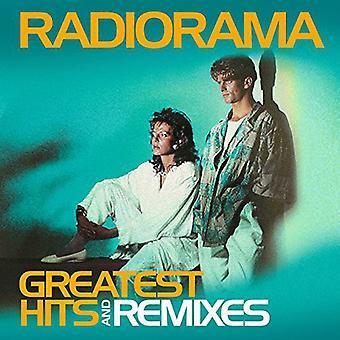 Radiorama - Greatest Hits & Remixes [CD] USA import