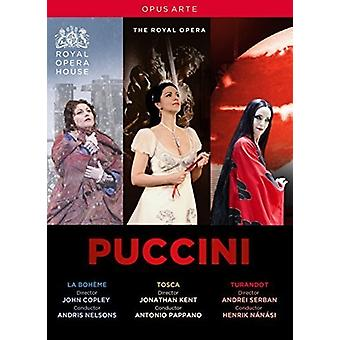 Puccini Opera Collection [DVD] USA import