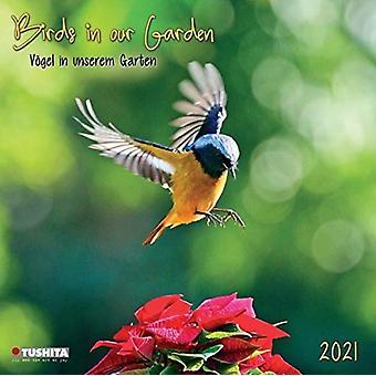 BIRDS IN OUR GARDEN 2021