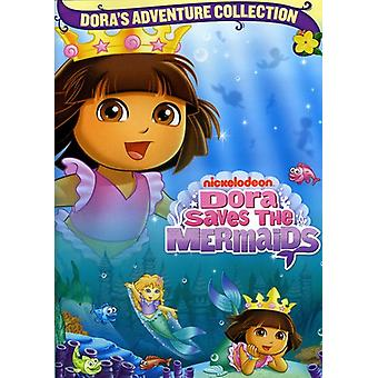 Dora l'exploratrice - Dora sauve l'importation USA sirène [DVD]