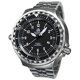 Tauchmeister T0286M XXL automatisch duikers horloges 1000m