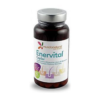 Hair Enervital 60 capsules