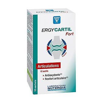 Ergycartil Fort 15 packets