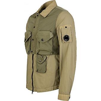 C.p Company Nylon Multi Pocket Overshirt